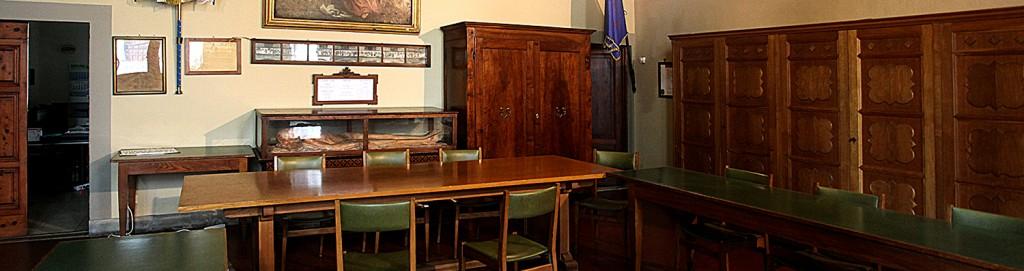Sala magistrato