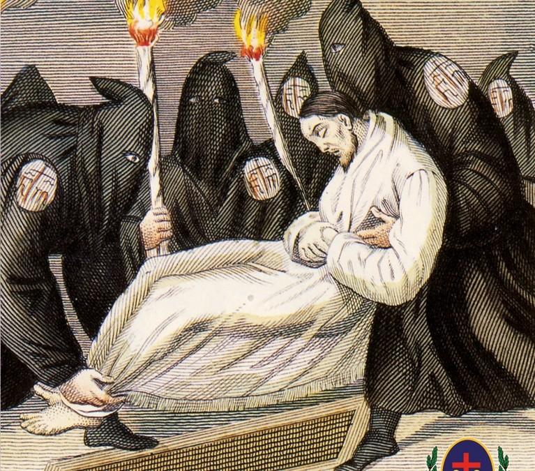 SANTA MESSA IN CAPPELLA MARTEDI' 5 DICEMBRE