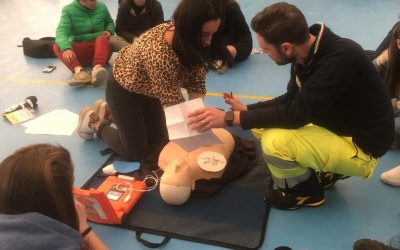 RETRAINING DEFIBRILLATORE